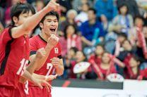 تیم ملی والیبال ژاپن، جهانی شد