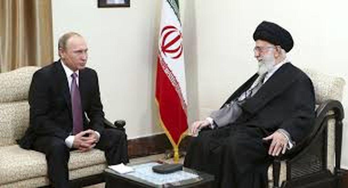 پوتین در سفر به ایران از برجام دفاع کرد