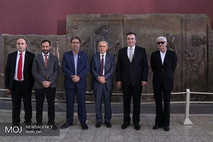 نمایشگاه مشترک آثار باستانی ایران و ارمنستان