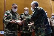 همایش مدافعان سلامت در نیروی زمینی ارتش