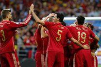 بازیکنان دعوت شده به اردوی تیم ملی فوتبال اسپانیا مشخص شدند