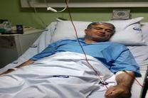 نماینده مردم کرمانشاه در مجلس شورای اسلامی در بیمارستان بستری شد