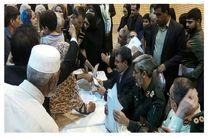 رسیدگی به درخواست بیش از 2 هزار مراجعه کننده در محله کوی ملت بندرعباس
