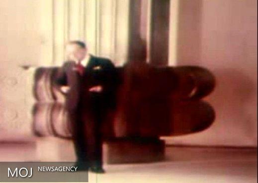 پخش سخنرانی آندره مالرو درباره تمدن ایران از شبکه مستند