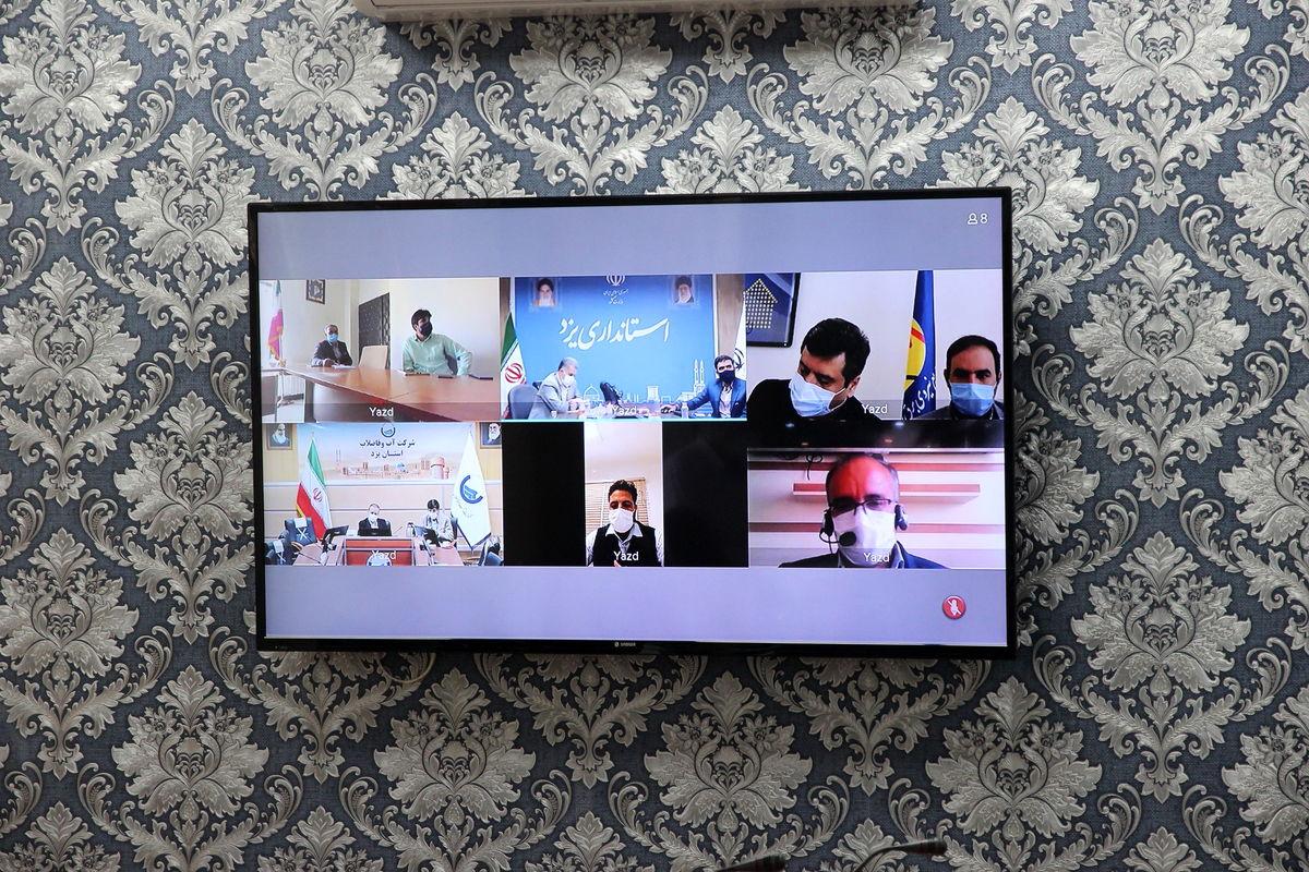 ضرورت توجه ویژه به امنیت و پایداری شبکههای برق در کلیه نقاط استان یزد