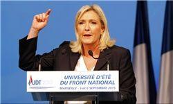 دستگاه قضایی فرانسه بار دیگر خواستار رفع مصونیت قضایی لوپن در پارلمان اروپا شد
