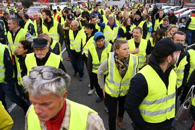 زیان سنگین ایرفرانس از اتفاقات اخیر فرانسه