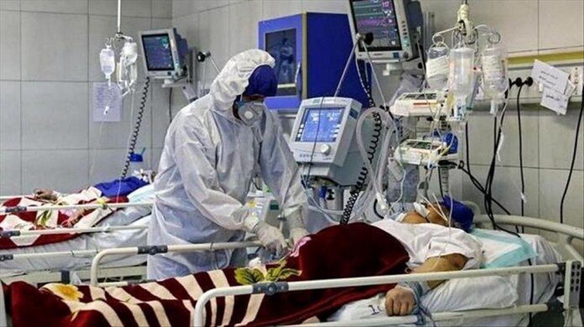 بستری 189 بیمار جدید کرونایی طی شبانه روز گذشته در اردبیل