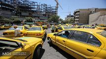 رالی تاکسى هاى شهر تهران برگزار می شود