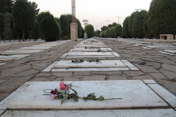 آرام گرفتن 877متوفی در بهشت محمدی سنندج