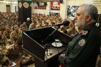 شکست داعش با تدابیر حکیمانه رهبر معظم انقلاب اتفاق افتاد