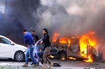 انفجار در نزدیکی یک مسجد در «ادلب» سوریه