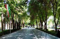 چهارباغ عباسی اصفهان پیاده راه می شود