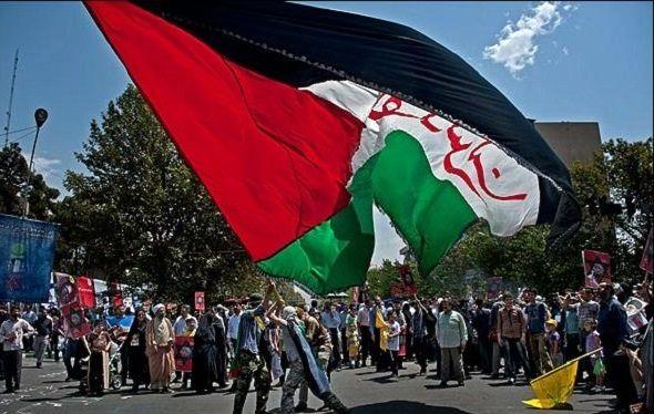 حضور میلیونی در راهپیمایی روز قدس مهر تاییدی بر فراموش نکردن جنایات صهیونیست ها است