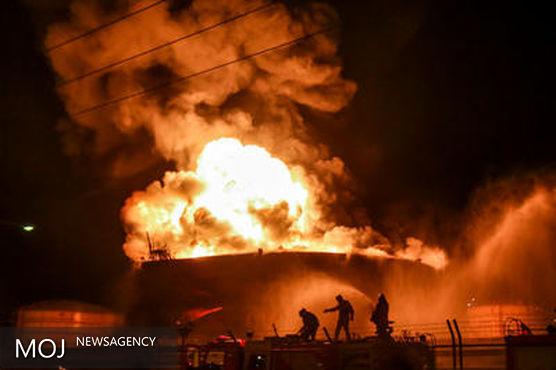 آتشسوزیهای اخیر پتروشیمی در کمیسیون انرژی بررسی شد