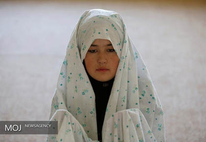 آموزش نظامیان زنان افغان