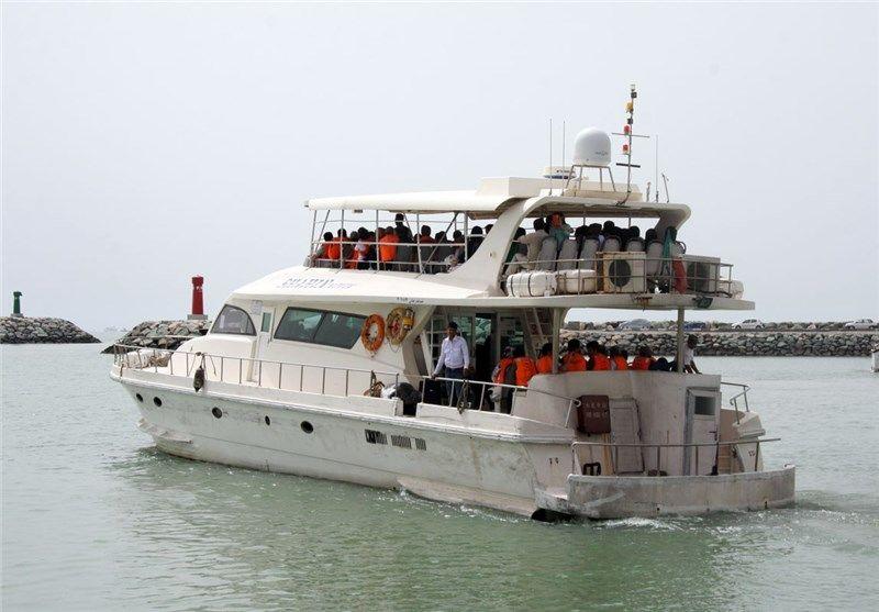کاهش مسافرت های دریایی در هرمزگان