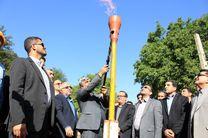 پروژههای عمرانی شهرستان رودبار با حضور استاندار گیلان بهره برداری شد