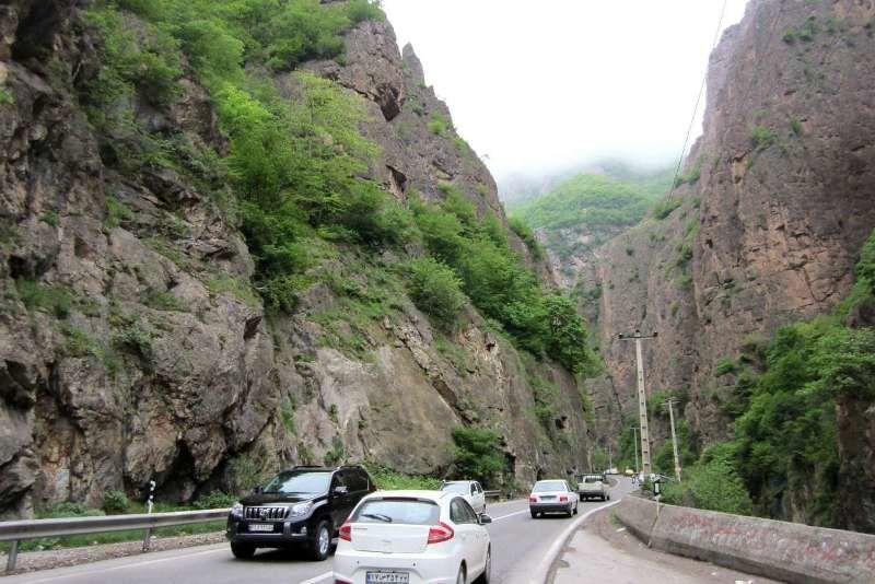 آخرین وضعیت جوی و ترافیکی جاده ها در ۲۶ مهر ۹۹