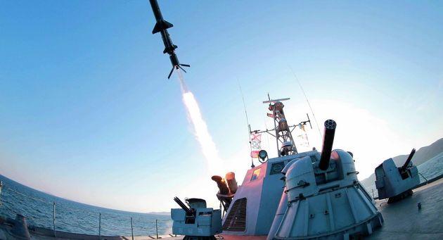 مسلسلهای آمریکایی روی شناورهای کره شمالی نصب شد