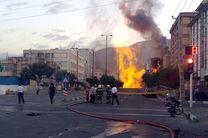 جزئیات جدید از انفجار تونل مترو پایتخت / ۴۰ دقیقه طول کشید فلکه گاز را ببندند!