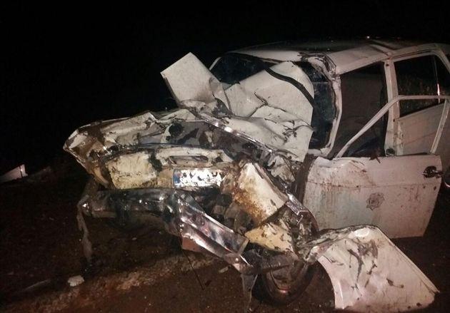 سوانح رانندگی در استان مرکزی ۳کشته برجا گذاشت