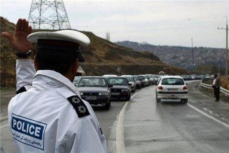125 گشت محسوس و نامحسوس پلیس، مسیر زوار اربعین را کنترل میکنند/تصادفات 80 درصد کاهش داشته است