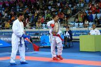 از دست دادن اولین شانس طلا ایران/ گنج زاده در فینال ناکام ماند