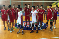 والیبالیستهای دانشآموز ایران با شکست برزیل حریف چینتایپه شدند