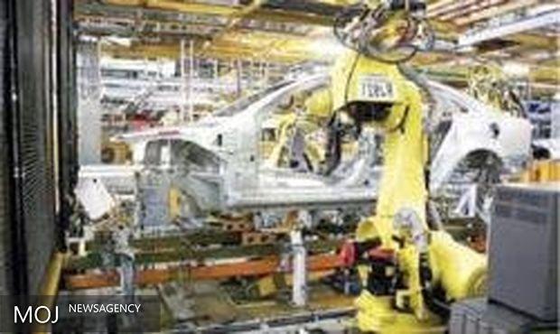 تولید سواری در دو شرکت متوقف شد