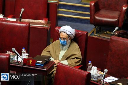 جلسه مجمع تشخیص مصلحت نظام - دی ماه ۱۳۹۹