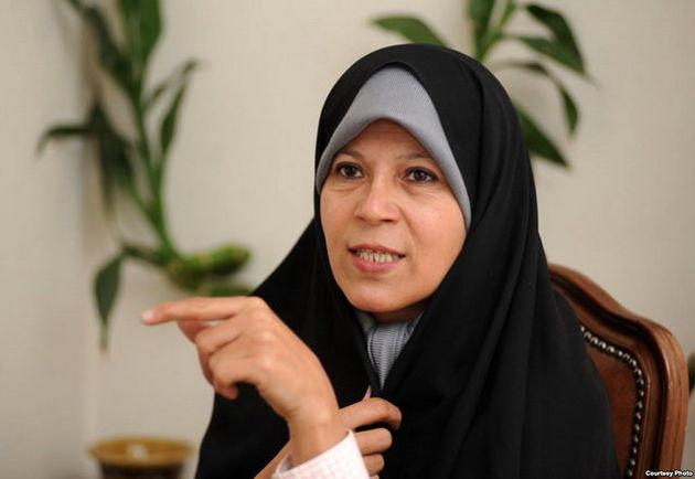 فائزه هاشمی: آمدن جهانگیری استراتژی خوبی بود