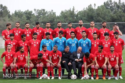 تمرین+تیم+ملی+فوتبال+-+۲۱+مهر+۱۳۹۷_عکس+تیمی