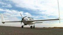سقوط هواپیمای آموزشی در حاشیه 200 متری فرودگاه ایوانکی