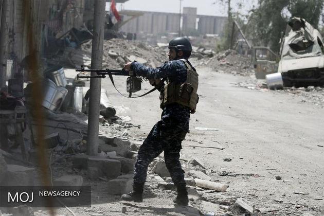 پیوستن نیروهای عراقی به هم در ساحل غربی دجله به معنای آزادی موصل است