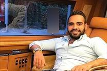 صفحه اینستاگرامی ساشا سبحانی به دلیل ریپورت کاربران مسدود شد
