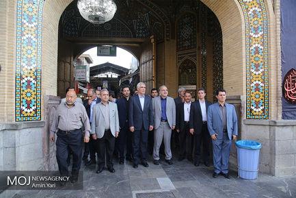 تهران گردی شهردار تهران