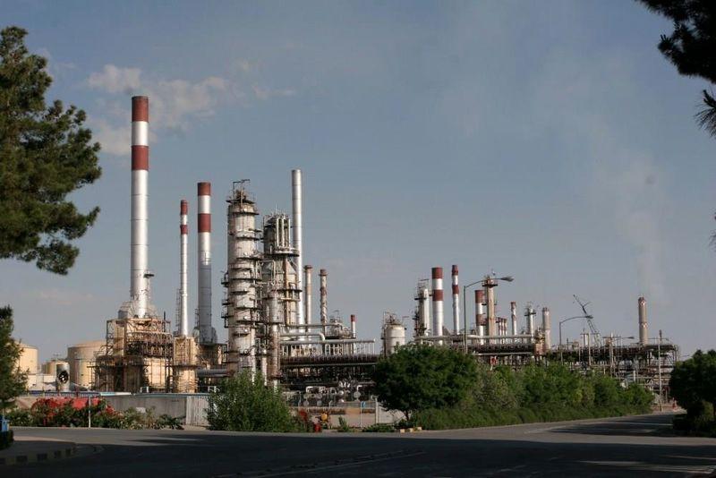 سومین واحد تقطیر پالایشگاه نفت اصفهان آماده بهره برداری شد