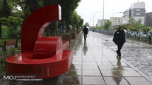 پیش بینی رگبار باران در 21 منطقه کشور