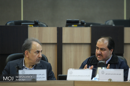 جلسه اضطراری ستاد مديريت بحران شهر تهران