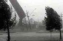 باد شدید در مازندان 101 کیلومتر بر ساعت سرعت دارد