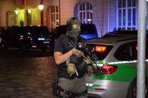 سایه حملات تروریستی بر شهرهای آلمان + عکس