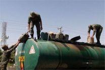 کشف یک محموله قاچاق نفت سفید در قم