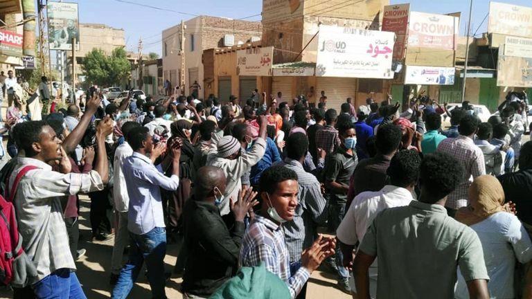 ازسرگیری تظاهرات ضد دولتی در خارطوم