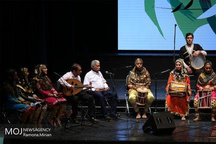 اختتامیه جشنواره موسیقی فجر