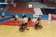 اردوی تیم ملی بسکتبال با ویلچر از فردا آغاز میشود