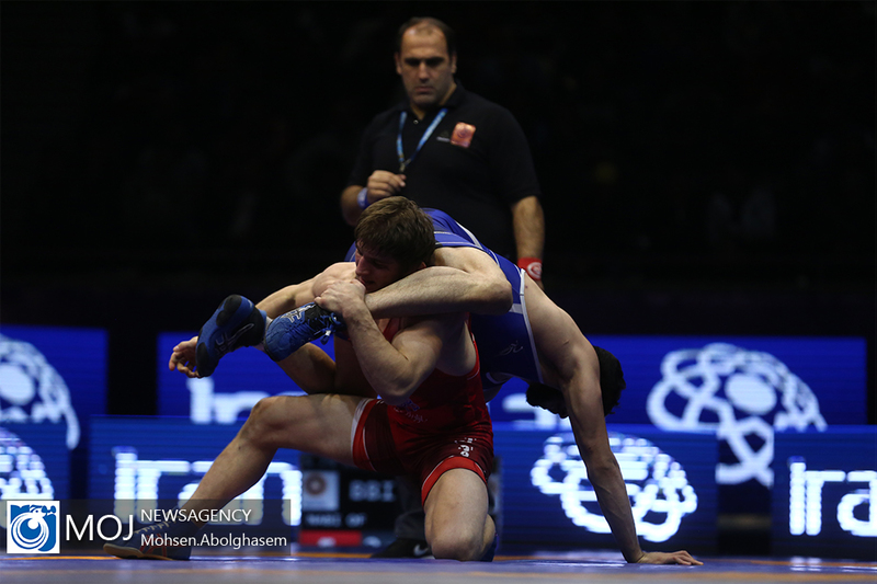 قضاوت داور اردبیلی در مسابقات جام تختی