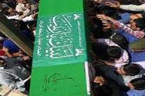 پیکر مطهر 5 شهید مدافع حرم در قم تشییع میشود