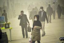 هوای لرستان همچنان آلوده است