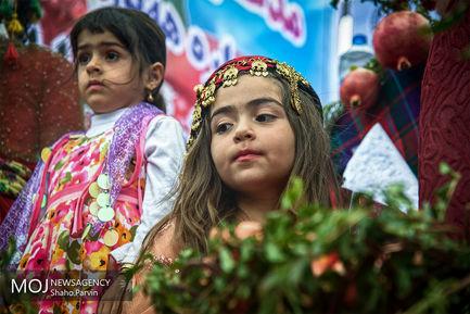 نخستین+جشنواره+انار+هورامان+در+روستاهای+کردستان